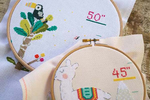 Counted Cross Stitch_openhuisdag