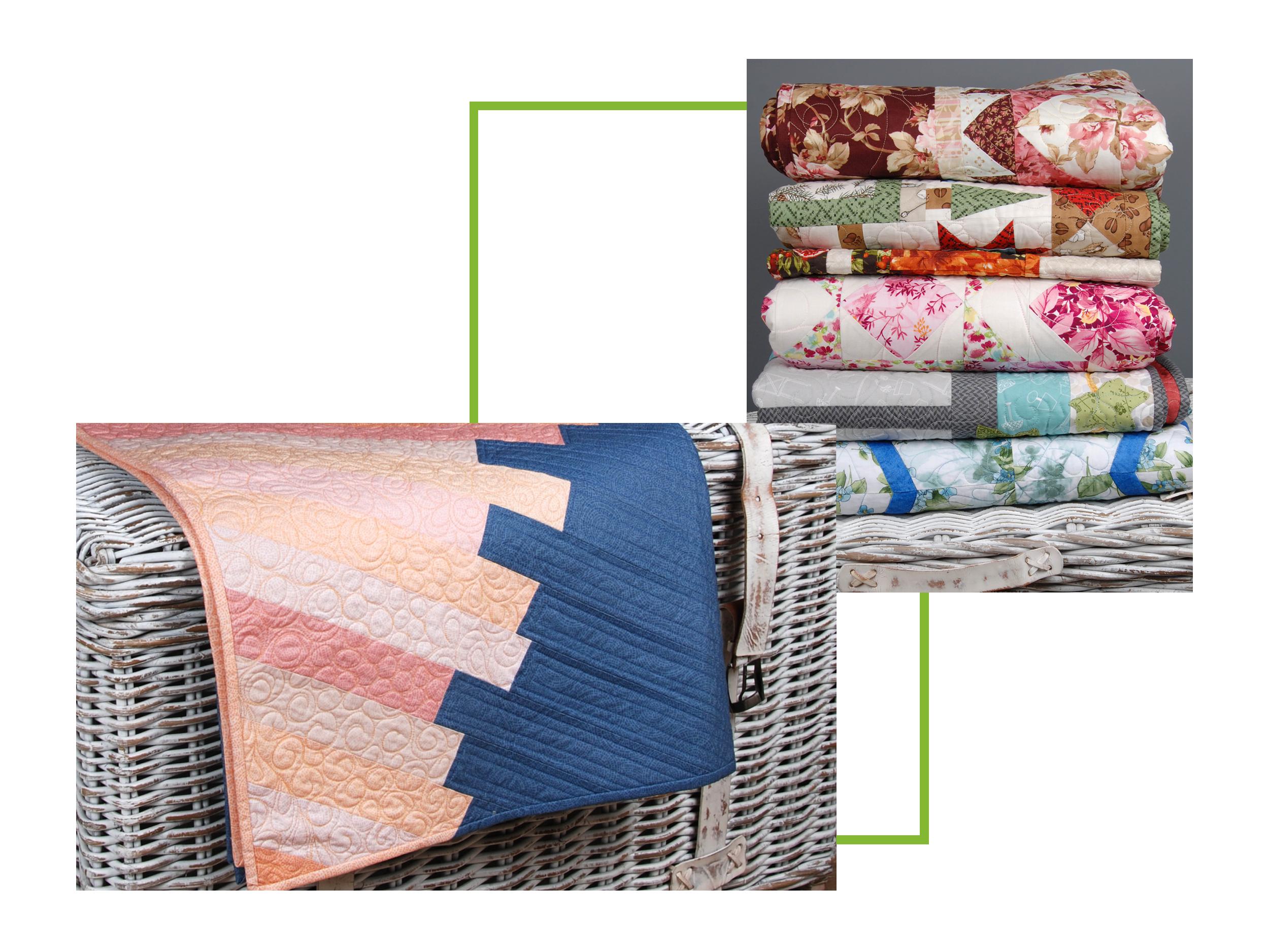 Quilt & patchworkstoffen